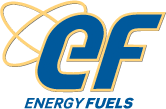 Logo for Energy Fuels Inc.