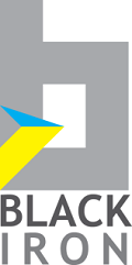 Logo for Black Iron Inc.