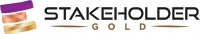Logo for Stakeholder Gold Corp.