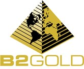 Logo for B2Gold Corp.