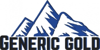 Logo for Generic Gold Corp.