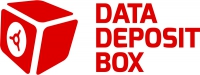Logo for Data Deposit Box Inc.