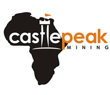 Logo for Castle Peak Mining Ltd