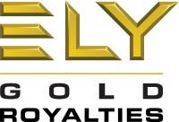 Logo for Ely Gold Royalties Inc.