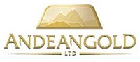 Logo for AndeanGold Ltd.