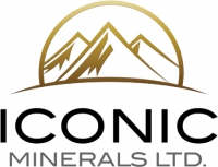 Logo for Iconic Minerals Ltd.