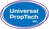 Logo for Universal PropTech Inc.