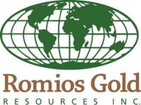 Romios Gold Resources Inc.