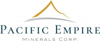 Logo for Pacific Empire Minerals Corp.