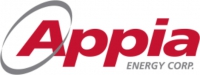 Logo for Appia Energy Corp.