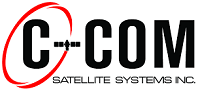 Logo for C-COM Satellite Systems Inc.