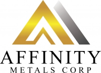 Logo for Affinity Metals Corp.