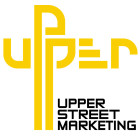 Logo for Upper Street Marketing Inc.