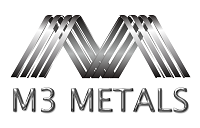 Logo for M3 Metals Corp.