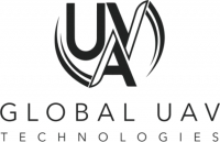 Logo for Global UAV Technologies Ltd.