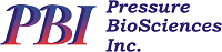 Logo for Pressure BioSciences Inc.