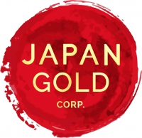 Logo for Japan Gold Corp.