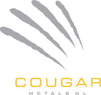 Logo for Cougar Metals NL