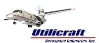 Logo for Utilicraft Aerospace Industries, Inc.
