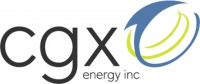 Logo for CGX Energy Inc..