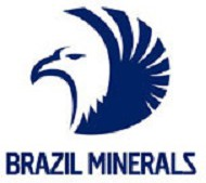 Logo for Brazil Minerals, Inc.