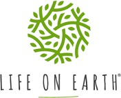 Logo for Life on Earth Inc.