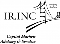 Logo for IR.INC