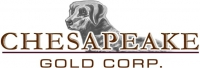 Logo for Chesapeake Gold Corp.