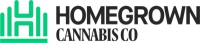 Logo for Homegrown Cannabis Co.