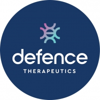 Logo for Defence Therapeutics Inc.