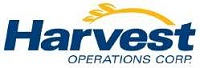 Logo for Harvest Operations Corp.