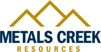 Logo for Metals Creek Resources Corp.
