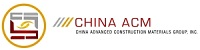Logo for China Advanced Construction Materials Group, Inc.