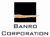 Logo for Banro Corporation