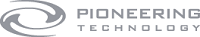 Logo for Pioneering Technology Corp.