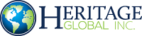 Logo for Heritage Global Inc.