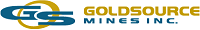 Logo for Goldsource Mines Inc.
