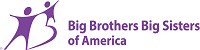 Logo for Big Brothers Big Sisters of America