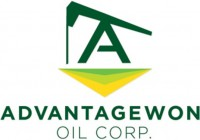 Logo for Advantagewon Oil Corp.